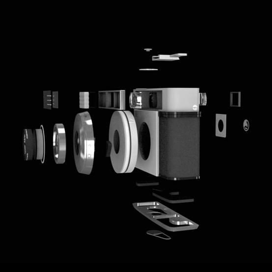 3D Camera Explosion